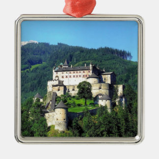 Hohenwerfen Castle Christmas Tree Ornament
