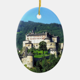 Hohenwerfen Castle Christmas Tree Ornaments