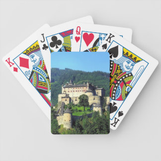 Hohenwerfen Castle Playing Cards