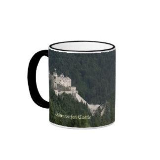 Hohenwerfen Castle Ringer Coffee Mug