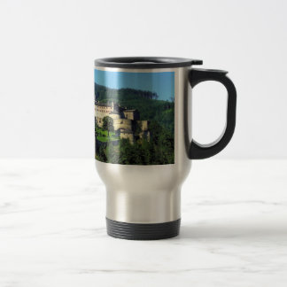 Hohenwerfen Castle Travel Mug