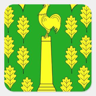 Hohner Harde Amt Wappen Square Sticker