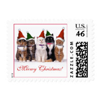 hohoho3, Meowy Christmas! Postage
