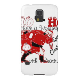 Hohoho Have a wonderful Special Christmas with Lov Galaxy S5 Cover