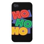 HoHoHo iPhone 4 Covers