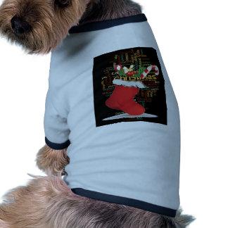 HoHoHo! Merry Christmas GIFTS and a Happy New Year Doggie Tee Shirt