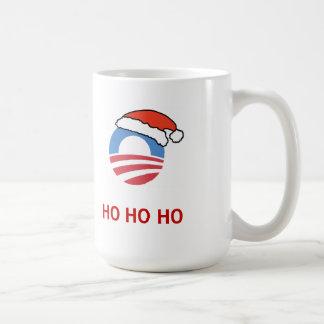 HoHoHo Obama Mug