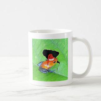 HoHoHo Poison Dart Frog Classic White Coffee Mug