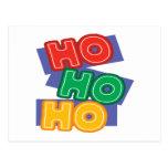 HoHoHo Postcard