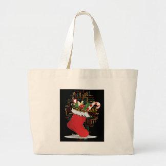 ¡HoHoHo! REGALOS de las Felices Navidad y una Bolsa Tela Grande