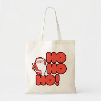 HOHOHO Santa Claus Bag
