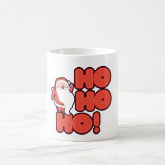 HOHOHO Santa Claus Coffee Mugs