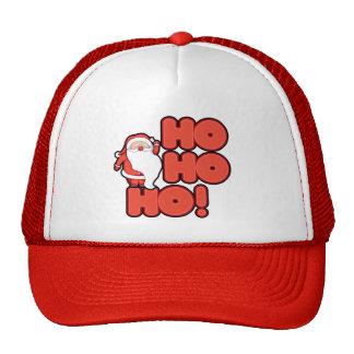 HOHOHO Santa Claus Hat