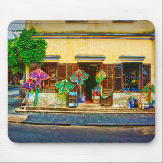 Hoi An Storefront Mouse Pad
