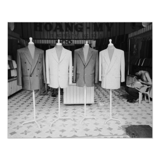 Hoi An Vietnam, Custom Suits to go Print