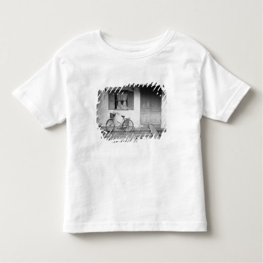 Hoi An Vietnam, House with Bicycle Toddler T-shirt
