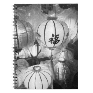 Hoi An Vietnam, Lanterns Notebook