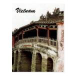 hoi an vietnam post cards