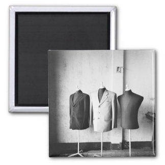 Hoi An Vietnam, Suit jackets made to order! 2 Inch Square Magnet