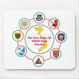 Hoi Cuu Chien Si VNCH Nam la Florida Tapete De Raton