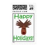 hoiday reindeer stamps
