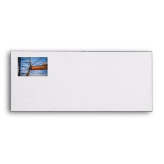 Hoist and Jib Sailing Boat Envelope