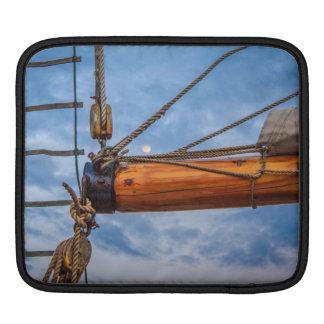 Hoist and Jib Sailing Boat Sleeve For iPads