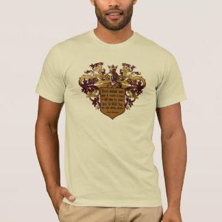 Hoist the Black Flag Mencken Quotation T-Shirt