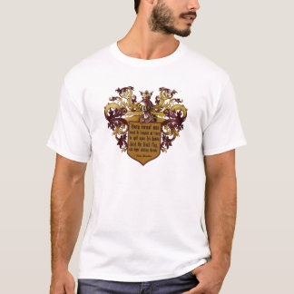 Hoist the Black Flag Mencken Quote T-Shirt
