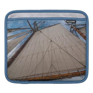 Hoisted Sails iPad Sleeve