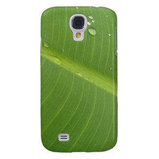Hoja 1 del plátano de Dewey Funda Para Galaxy S4