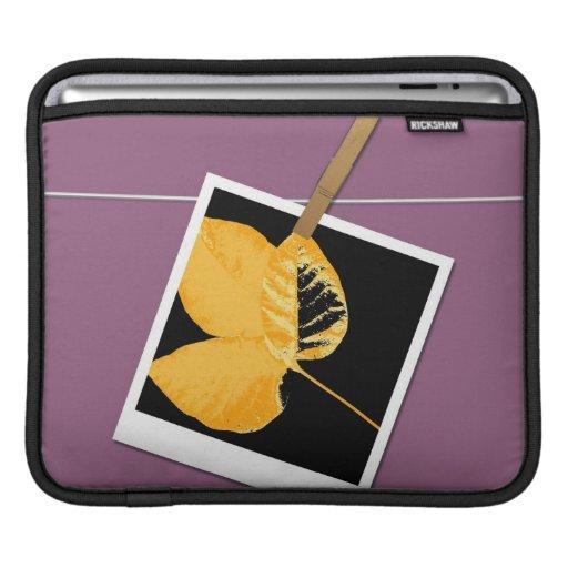 Hoja 22 del arte funda para iPads