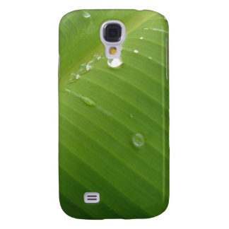 Hoja 2 del plátano de Dewey Funda Para Galaxy S4