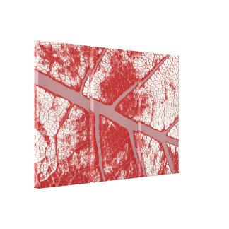 Hoja 6 del arte impresiones en lienzo estiradas