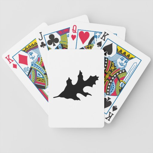 Hoja Baraja Cartas De Poker