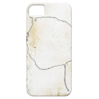 hoja caida iPhone 5 Case-Mate cobertura