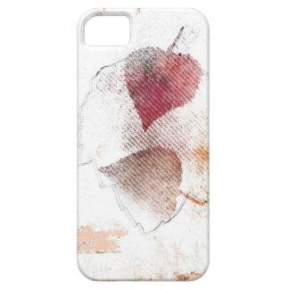 hoja caida iPhone 5 Case-Mate fundas