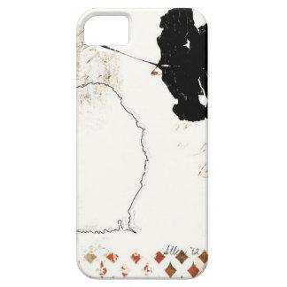 hoja caida iPhone 5 Case-Mate protector