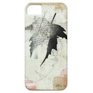 hoja caida iPhone 5 Case-Mate protectores