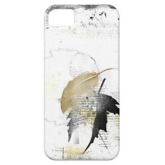 hoja caida iPhone 5 coberturas
