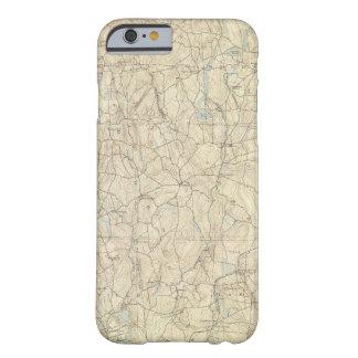 Hoja de 13 Woodstock Funda De iPhone 6 Barely There
