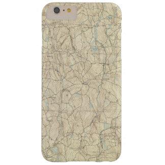 Hoja de 13 Woodstock Funda Barely There iPhone 6 Plus