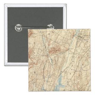 Hoja de 26 New Haven Pin Cuadrado