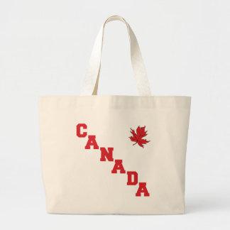 Hoja de arce Canadá Bolsa