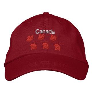 Hoja de arce Canadá Gorra De Béisbol