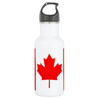 Hoja de arce canadiense