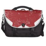 Hoja de arce canadiense (apenada) bolsas para portatil