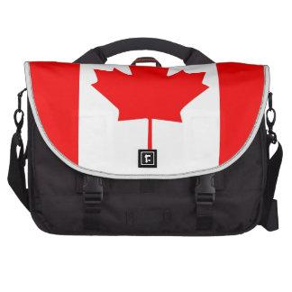 Hoja de arce canadiense bolsas de portátil
