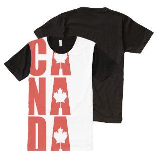 Hoja de arce canadiense de encargo del diseñador