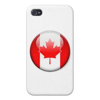 HOJA DE ARCE CANADIENSE iPhone 4 CARCASAS